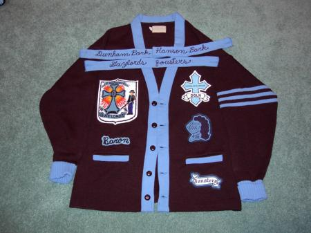 Almight Lords of Dunham Park Gaylords Sweater