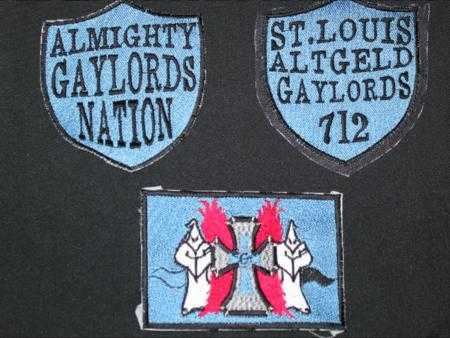 Lords of St. Louis and Altgeld | Patches for St. Louis and Altgeld Set