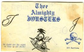 Almighty Jousters