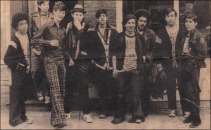 Latin Eagles Early 1970s