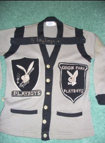 Playboys Sweater 1970's